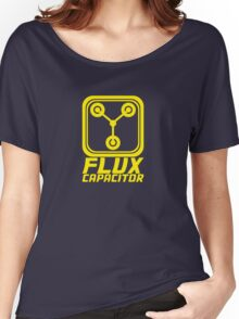 Flux Capacitor - Back to the Future Women's Relaxed Fit T-Shirt