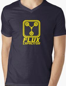 Flux Capacitor - Back to the Future Mens V-Neck T-Shirt