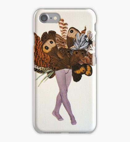 Leggy Moths iPhone Case/Skin