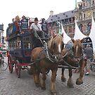 Antwerp - Sightseeing by Gilberte