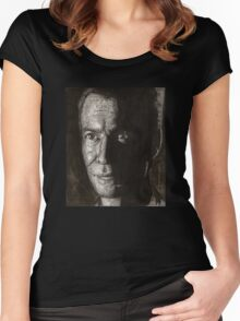 Halloween - Ethan Rayne - BtVS Women's Fitted Scoop T-Shirt