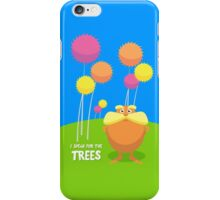 Lorax iPhone Case/Skin