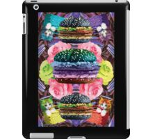 WELCOME TO GOTH BURGER  iPad Case/Skin