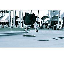 Kick Flip- Venice Beach Photographic Print