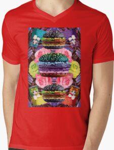 WELCOME TO GOTH BURGER  Mens V-Neck T-Shirt