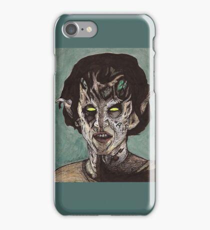 The Dark Age - Eyghon/Jenny - BtVS iPhone Case/Skin