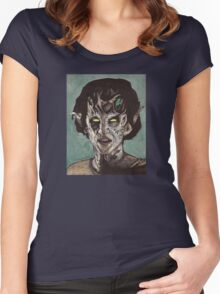 The Dark Age - Eyghon/Jenny - BtVS Women's Fitted Scoop T-Shirt