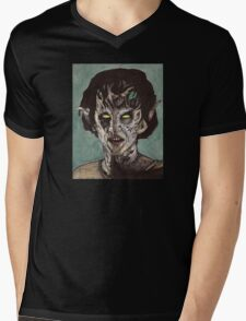 The Dark Age - Eyghon/Jenny - BtVS Mens V-Neck T-Shirt