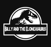Billy And The Cloneasaurus by TeesBox