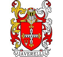 Averell Coat of Arms Photographic Print