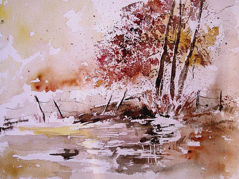 WATERCOLOR 1003041 by calimero