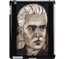 What's My Line, Part Two - Spike - BtVS iPad Case/Skin