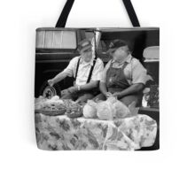 Crop Talk Tote Bag