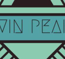 Twin Peaks Sticker