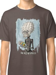 One Hell of a Puzzle Classic T-Shirt