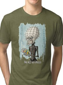 One Hell of a Puzzle Tri-blend T-Shirt