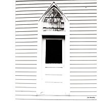 Church Door Photographic Print