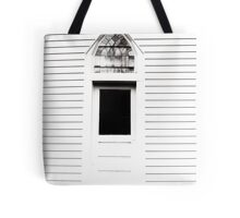 Church Door Tote Bag
