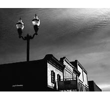 McMinnville Skyline Photographic Print