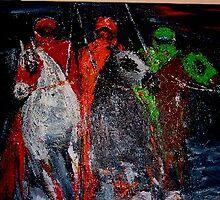 Three Horsemen by GayForster