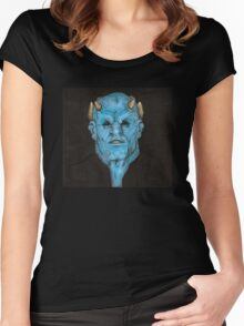 Surprise - The Judge - BtVS Women's Fitted Scoop T-Shirt