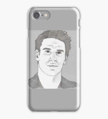 Innocence - Angelus - BtVS iPhone Case/Skin