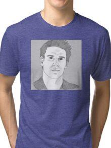 Innocence - Angelus - BtVS Tri-blend T-Shirt