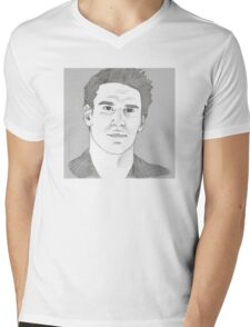 Innocence - Angelus - BtVS Mens V-Neck T-Shirt
