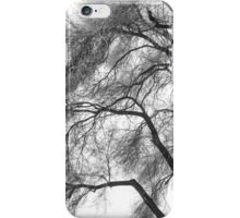 Freezing fog. iPhone Case/Skin
