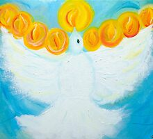 The Light of Peace by chanacorna