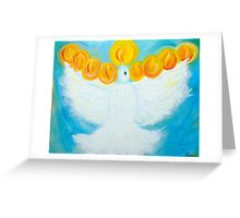 The Light of Peace Greeting Card