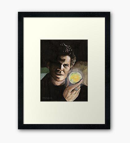 Passion - Angelus - BtVS Framed Print