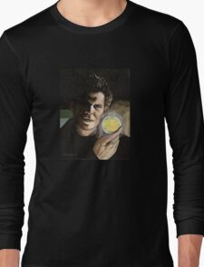 Passion - Angelus - BtVS Long Sleeve T-Shirt