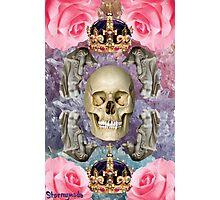 DEATH, I LOVE YOU Photographic Print