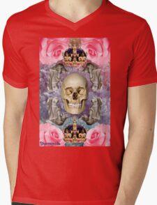 DEATH, I LOVE YOU Mens V-Neck T-Shirt