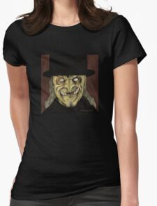Killed By Death - Der Kindestod - BtVS Womens Fitted T-Shirt