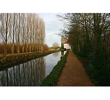 Lode Mill Anglesey Abbey Cambridgeshire Photographic Print