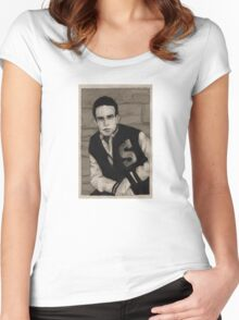 I Only Have Eyes For You - James Stanley - BtVS Women's Fitted Scoop T-Shirt