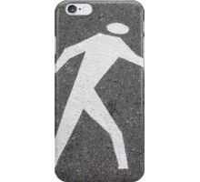 Crossing © iPhone Case/Skin