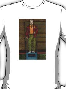 Go Fish - Coach Marin - BtVS T-Shirt