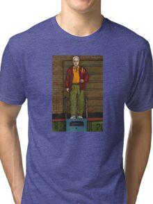 Go Fish - Coach Marin - BtVS Tri-blend T-Shirt