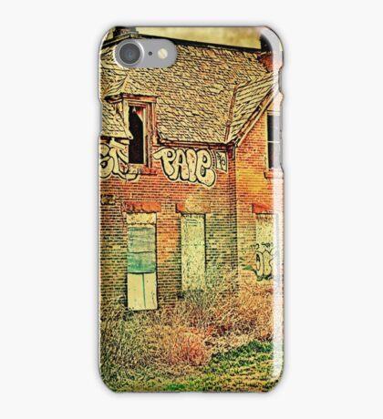Foreclosed iPhone Case/Skin