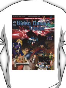 VGT Issue #24 (Spring 2013) Cover T-Shirt