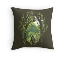 It's dangerous to go alone Throw Pillow