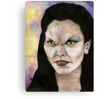 Becoming, Part One - Drusilla - BtVS Canvas Print