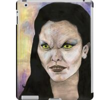 Becoming, Part One - Drusilla - BtVS iPad Case/Skin