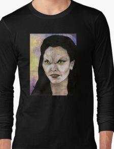 Becoming, Part One - Drusilla - BtVS Long Sleeve T-Shirt
