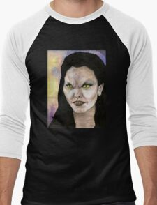Becoming, Part One - Drusilla - BtVS Men's Baseball ¾ T-Shirt