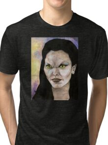 Becoming, Part One - Drusilla - BtVS Tri-blend T-Shirt