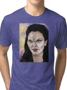 Becoming, Part One - Drusilla - BtVS Tri-blend T-Shirt